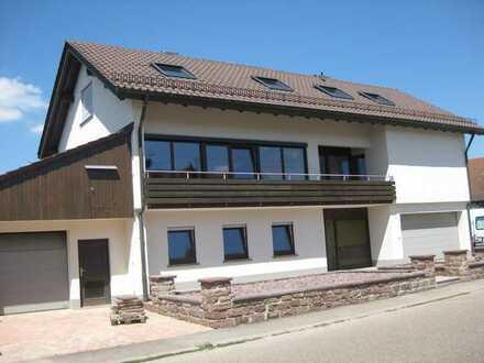 Komplett sanierte 2-Zimmer-Wohnung in ruhiger Lage im straubenhardter Ortsteil Langenalb