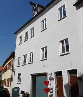 Modernisierte 3,5 Zimmer Wohnung in Mitten der Altstadt von Nördlingen