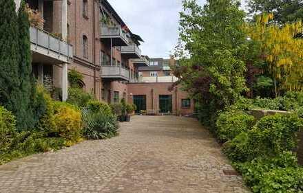 """Direkt am Radschnellweg - Hohe Decken - Altes Industriegebäude (""""Malzfabrik"""")"""