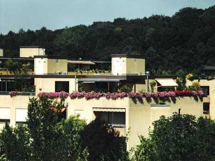 Freiburg(Breisgau)-Gundelfingen, 3-Zimmer-Penthouse