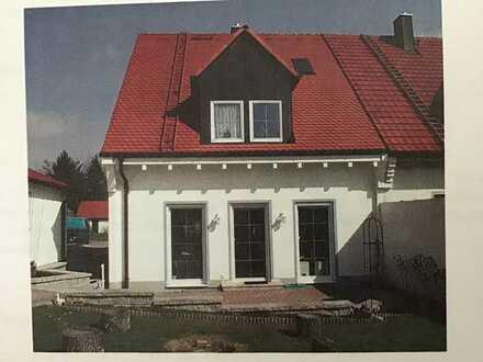 Attraktive und gepflegte 6-Zimmer-Doppelhaushälfte zur Miete in Odelzhausen, Sittenbach