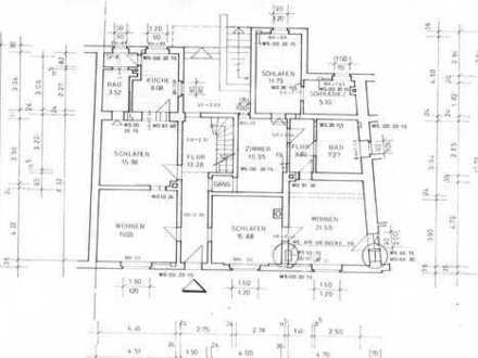 Sanierungsbedürftiges 4-Familienhaus