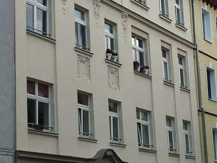 2-Zimmer-Wohnung mit Einbauküche in Frankfurt(Oder) im DG