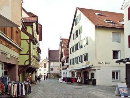 Ruhiges Wohnen in der Stadt!Großzügige 4 1/2 - Zimmer-ETW in Bad Waldsee