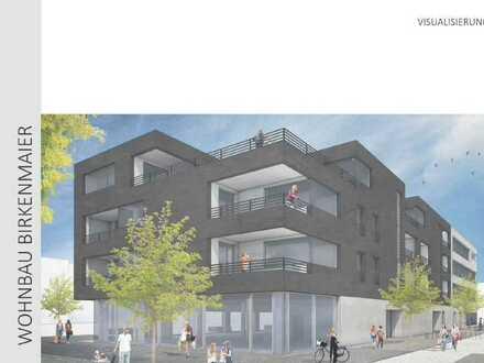 STEINGAUQUARTIER 3-Zimmer-Wohnung Nr. 9 in Kirchheim vielfältig und innovativ