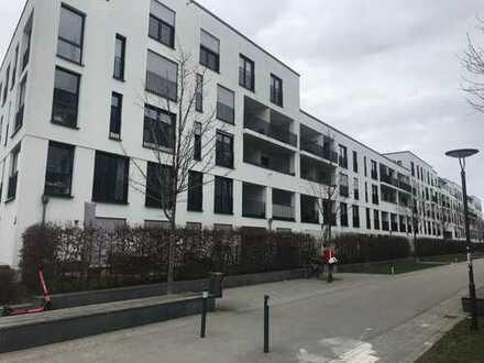 """""""Stadterlebnis Parkviertel Giesing"""", 2-Zimmer Wohnung mit Loggia"""