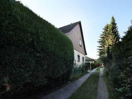 Einfamilienhaus mit Grundstück (Nahe dem Heiligensee)