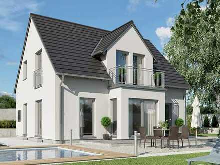 *Einfamilienhaus für die junge Familie* - inkl. Grundstück auf Bodenplatte - auch mit Keller möglich
