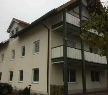 4-Zimmer-Wohnung mit Südbalkon in Vilgertshofen / Issing