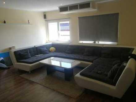 Möbelierte 4 Zimmer Wohnung im Industriegebiet Kleinwallstadt - PROVISIONSFREI