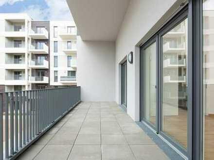 NEUBAU: Traumhaft schöne und geräumige 4-Zimmer-Wohnung mit Balkon!