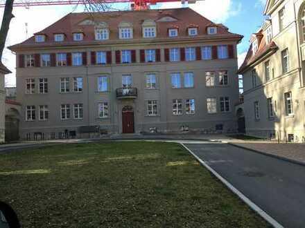 Exklusive Wohnung mit PKW-Stellplatz, Terrasse und Garten