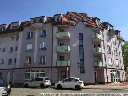 Stilvolle Maisonettenwohnung in Dresden Trachau mit Balkon!