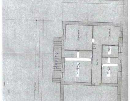 400 €, 75 m², 3 Zimmer,Kü,Bad - Tolle Wohung im Glantal