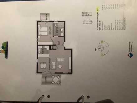 Schöne, geräumige zwei Zimmer Wohnung in Heilbronn, Böckingen