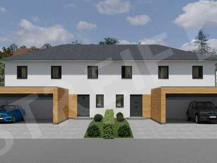 Grundstück für Doppelhaushälfte