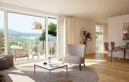 """""""Siebengebirgsblick"""" kompakte 2 Zimmer Wohnung mit großem Balkon"""