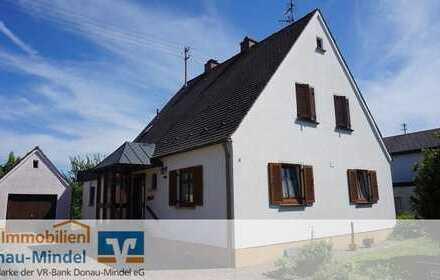 Schönes Einfamilienhaus in Gundelfingen!!