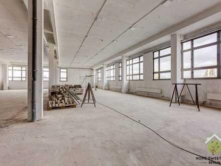 ✓ 4. OG ✓ Produktion/Halle ✓ Atelier ✓ Studio ✓ Lichtenberg