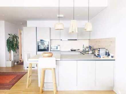 Helle und moderne 3-Zimmer-Wohnung in Europaviertel