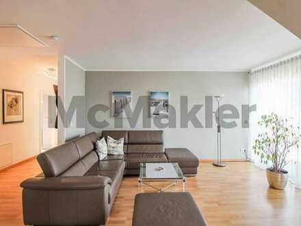 Modernes Wohnflair vor den Toren Berlins: 4-Zi.-ETW mit Balkon und Stellplatz