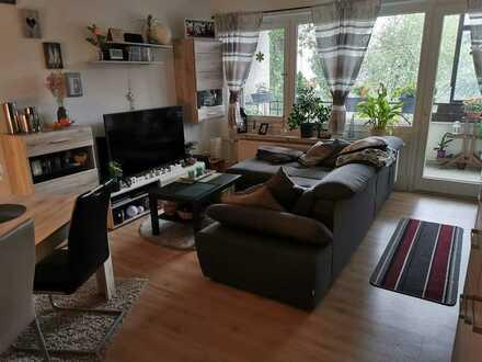 attraktive 2-Zimmer-Wohnung mit Balkon + Tiefgaragen-Stellplatz in Hannover Wülfel