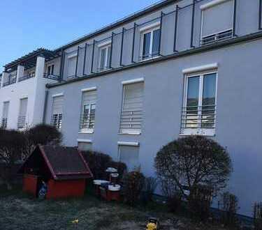 Vorankündigung: geräumiges 1 Zimmer Apartment möbliert - Augsburg-Haunstetten