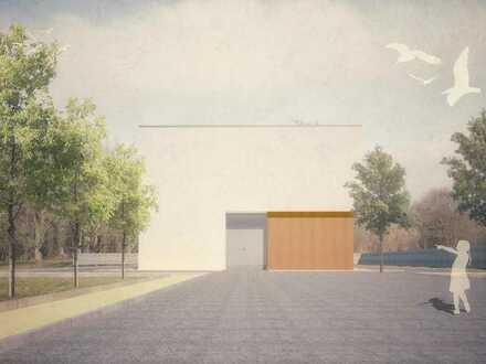 Frei geplantes Architektenhaus im Leutzscher Villenumfeld