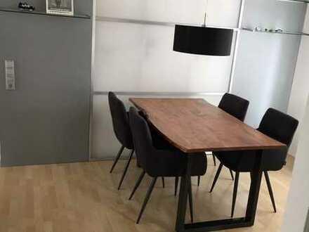 Gemütliche 3,5-Zimmer-Wohnung mit Balkon und Einbauküche in Oberboihingen
