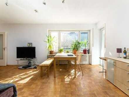 Absolute Rarität, sonnige fünf Zimmer Wohnung im Herzen Neuhausens!