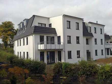 Neuwertige EG-Wohnung mit Terrasse u. Garten im Stadtkern von Dortmund-Aplerbeck