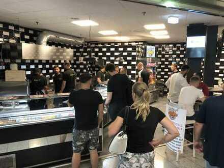 Imbissfläche TOP Lage im Carrè, HD! Ideal auch für ein Cafe mit Waffel oder Sushi-Konzept!!