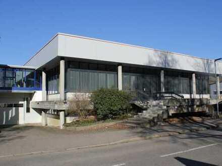 Attraktive Gewerbefläche / Produktionshalle in Bestlage von Haslach zu vermieten