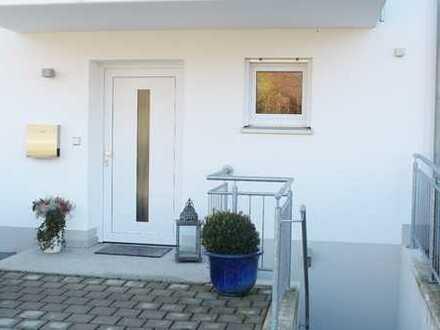 Traumhafte 4 ZKB Garten-Wohnung in Kaufering mit Luxus Einbauküche, 110qm