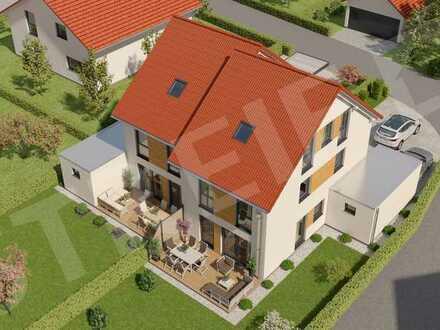 Sonniges Grundstück in Ortslage - Bauen mit STREIF -