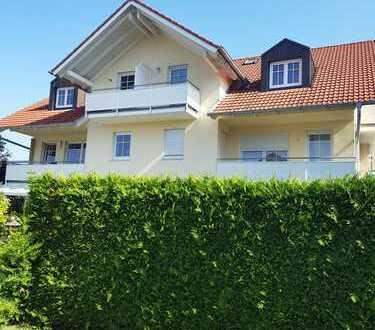 Dachgeschosswohnung mit Spitzboden in bevorzugter Lage von Weilheim