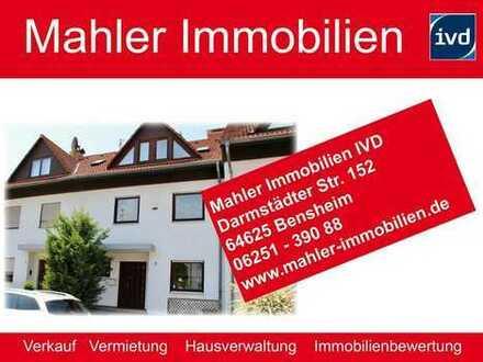 Familienfreundliches Reihenmittelhaus mit Garage und Stellplatz in Lorsch