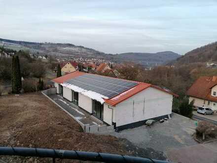 Neuwertige 2-Zimmer-Erdgeschosswohnung mit Balkon in Nasse Wiesen, Riedenberg