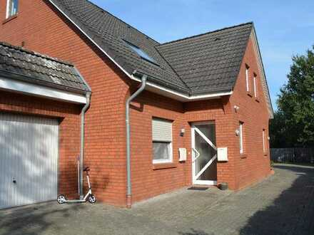 Gemütliche Dachgeschoss-Wohnung in Wiesmoor !