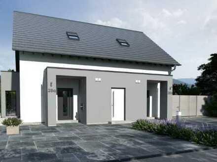 Tür an Tür ins Doppelhaus (einheimischen Model) OKAL ZweiRaumkonzept 3