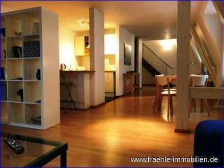 Barockviertel - gehobene Ausstattung - 2 Zimmer Maisonette!