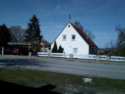 Einfamilienhaus freistehend mit Garten in Donau-Ries (Kreis), Tagmersheim
