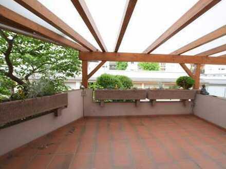 3 er WG aufgepasst- schöne Wohnung mit Terrasse in Mannheim-Käfertal