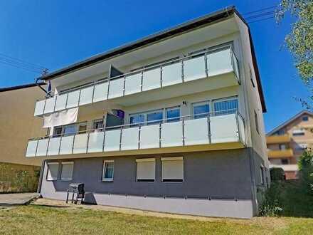 Helle 2 1/2 Wohnung in Friolzheim