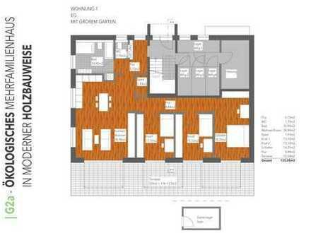 4 ZKB Neubau Gartenwohnung in Gablingen zu vermieten