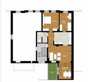 Sophie 02 - 3 Zimmer Wohnung mit Wintergarten + Terrasse