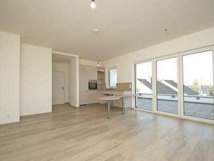 NEUWERTIG - Exklusive, seniorengerechte Penthousewohnung ohne Käuferprovision!