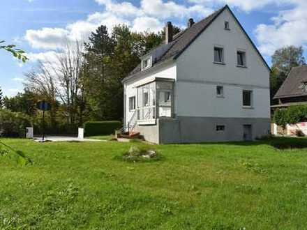 Grünes Domizil auf tollem Grundstück nahe der Naab in Schwandorf