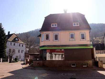 Renovierungsbedürftiges Investmentobjekt in Alpirsbach