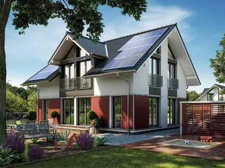 ! Plusenergie-Haus ! So geht Bauen heute !